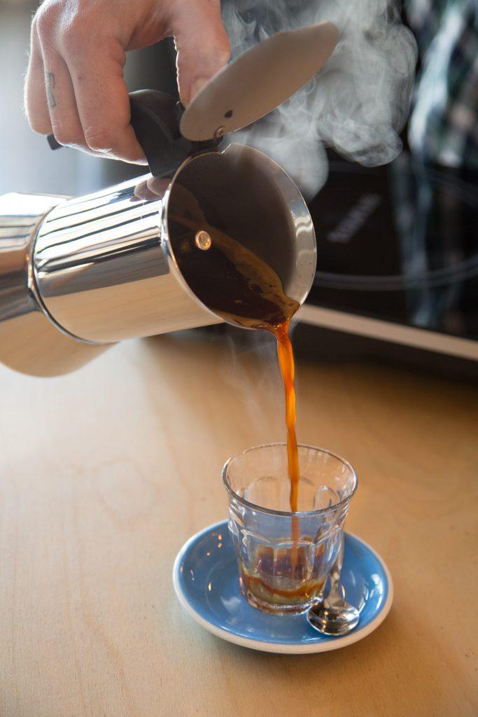 Blue Door Coffee